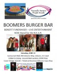 Boomers June 22 event