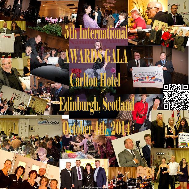 AWARDS Gala poster 2014