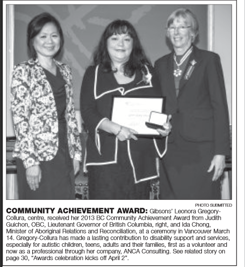 Award Coast Reporter March 22 2013