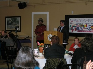 2013 Kick-Off event luncheon with Guest Speaker Mayor John Henderson of Sechelt