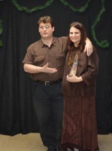 Maria Iliou 2013 award recipient