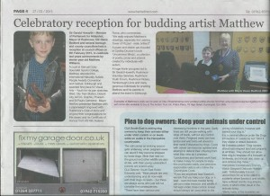 Matthew williams print media