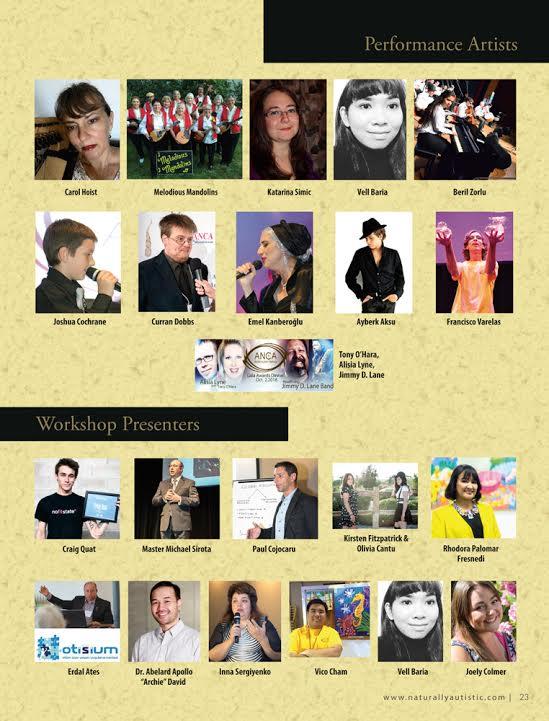 2016 AWAF program and sponsors 5