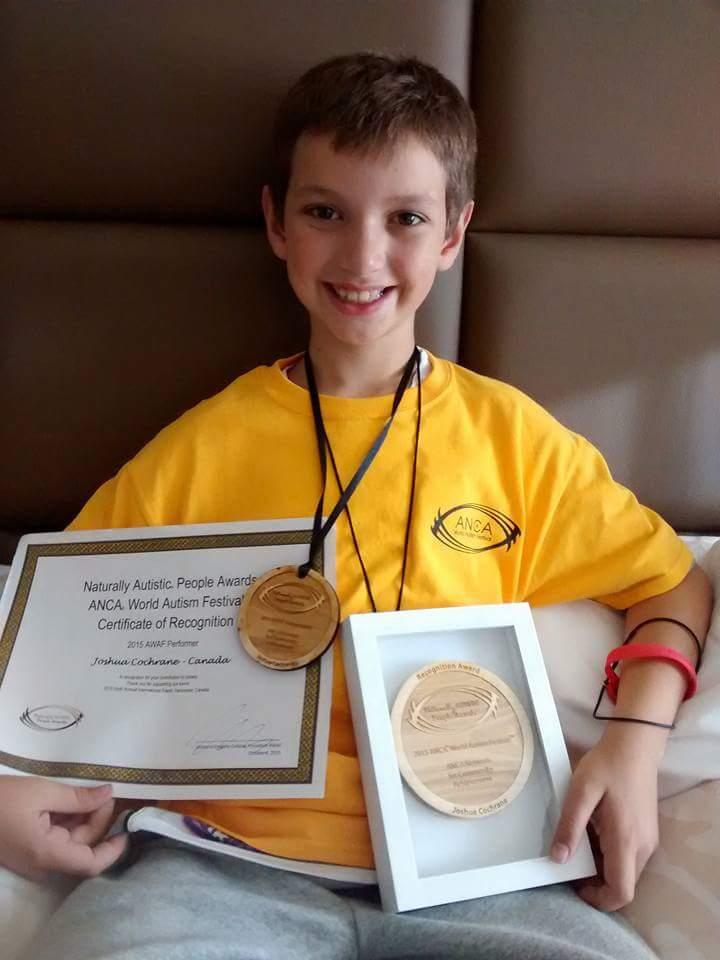 Joshua Cochrane recognition award3